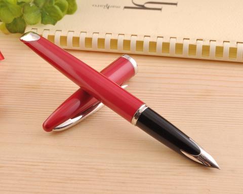 Перьевая ручка Waterman Carene, цвет: Glossy Red Lacquer ST123