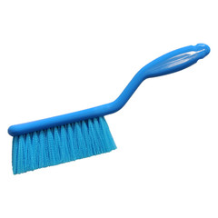 Щетка-сметка Hillbrush мягкая 317х36 мм синяя