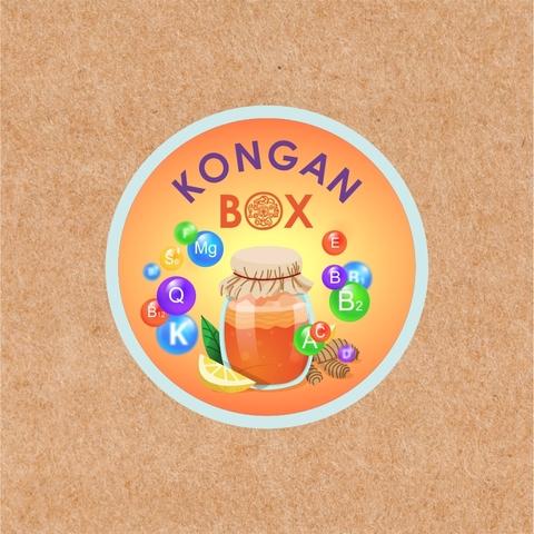 Kongan Box - Набор полезных продуктов