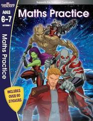 Guardians of the Galaxy: Maths Practice, Ages 6-7