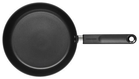 Сковорода Fiskars Functional Form 1026572 круглая 24см ручка несъемная (без крышки) черный
