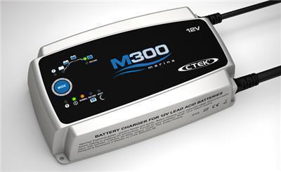 Зарядное устройство для 12В АКБ (8 этапов, 50‐500Aч) M 300