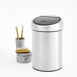 Мусорный бак Touch Bin (3 л), артикул 378645, производитель - Brabantia, фото 5