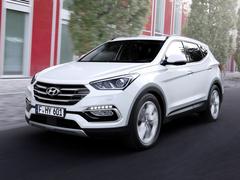 Чехлы на Hyundai Santa Fe 2012–2019 г.в.