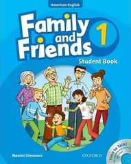 Family and Friends: Level 1: Book + Workbook