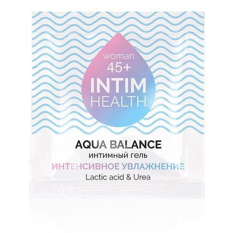 Пробник лубриканта на водной основе Intim Health - 3 гр.