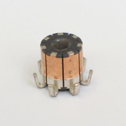 Коллектор(конт. кольцо) нагнетателя Eberspacher Airtronic D4 24V