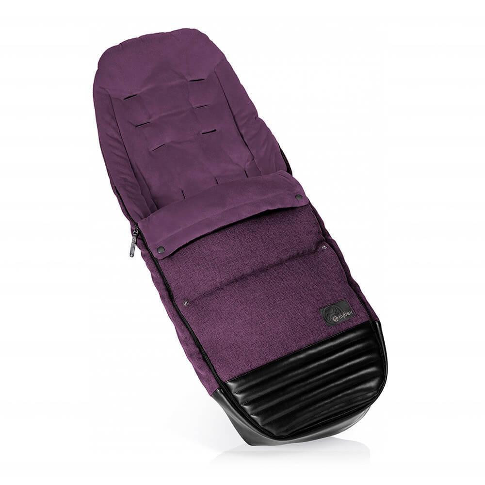 Конверт для коляски Cybex Теплый конверт в коляску Cybex Priam Footmuff Princess Pink 516430020.jpg