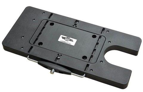 Доска (монтажная платформа) для крепления электромотора