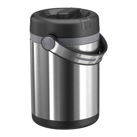 Термос для еды Emsa Mobility (1,7 литра), серый/стальной