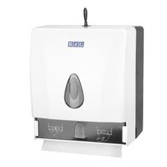 Диспенсер для рулонной бумаги и бумажных полотенец BXG BXG-PDM-8218 фото