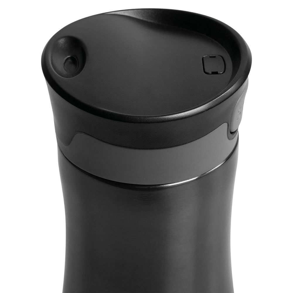 Tansley Travel Mug, steel grey