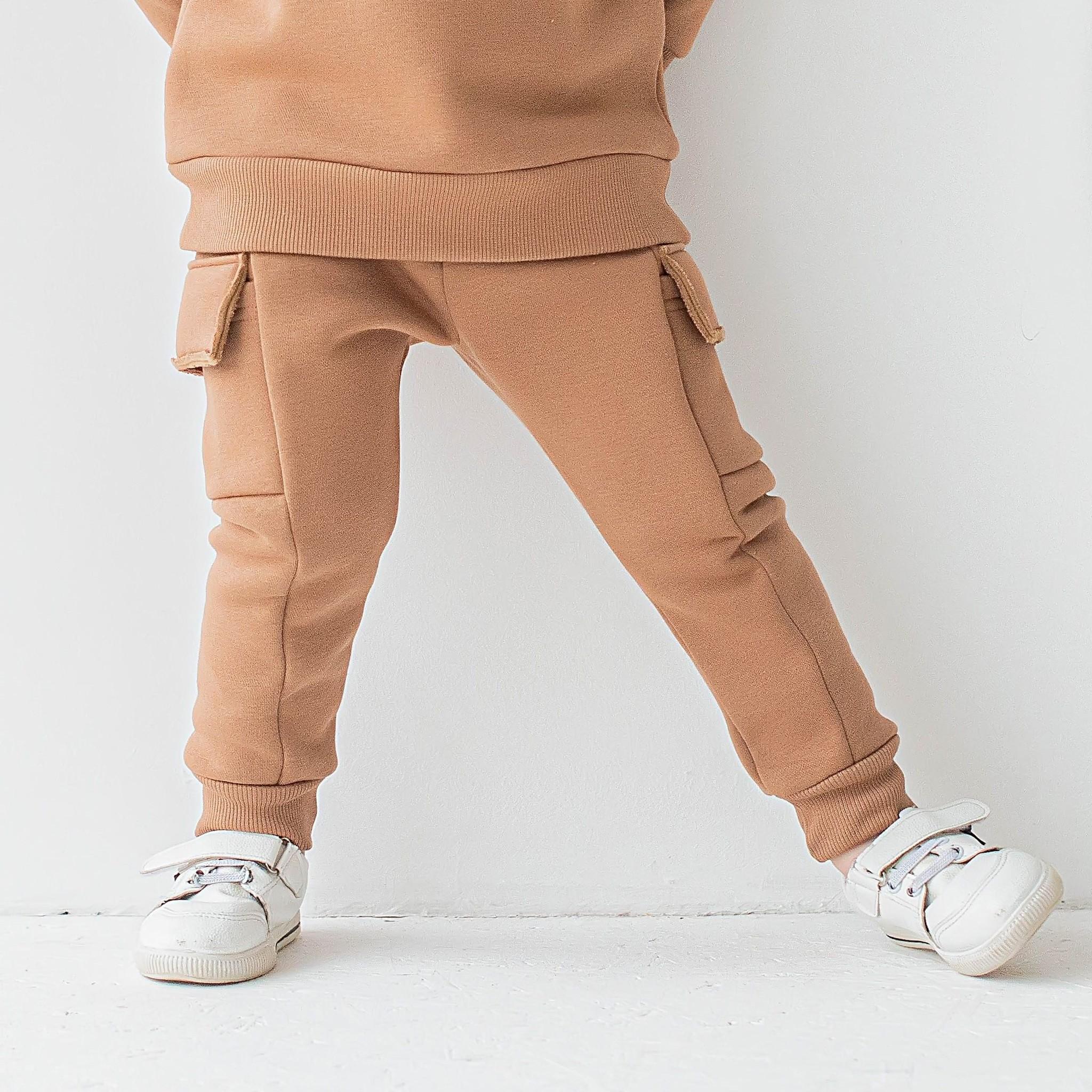 Джоггеры с карманами