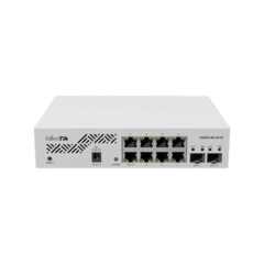 Mikrotik CSS610-8G-2S+IN Cloud Smart Switch 8x1Gbit, 2SFP+