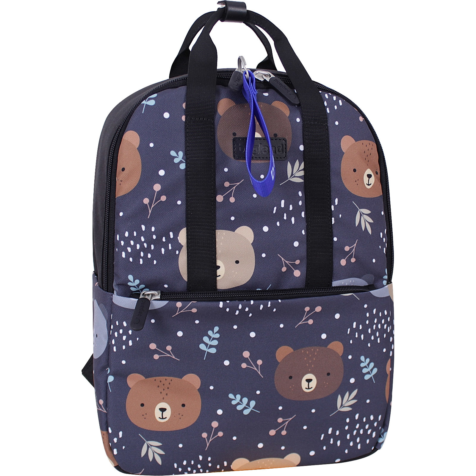 Женские рюкзаки Рюкзак Bagland Adventure 12 л. сублимация 964 (00193664) IMG_9595_суб.964_.jpg