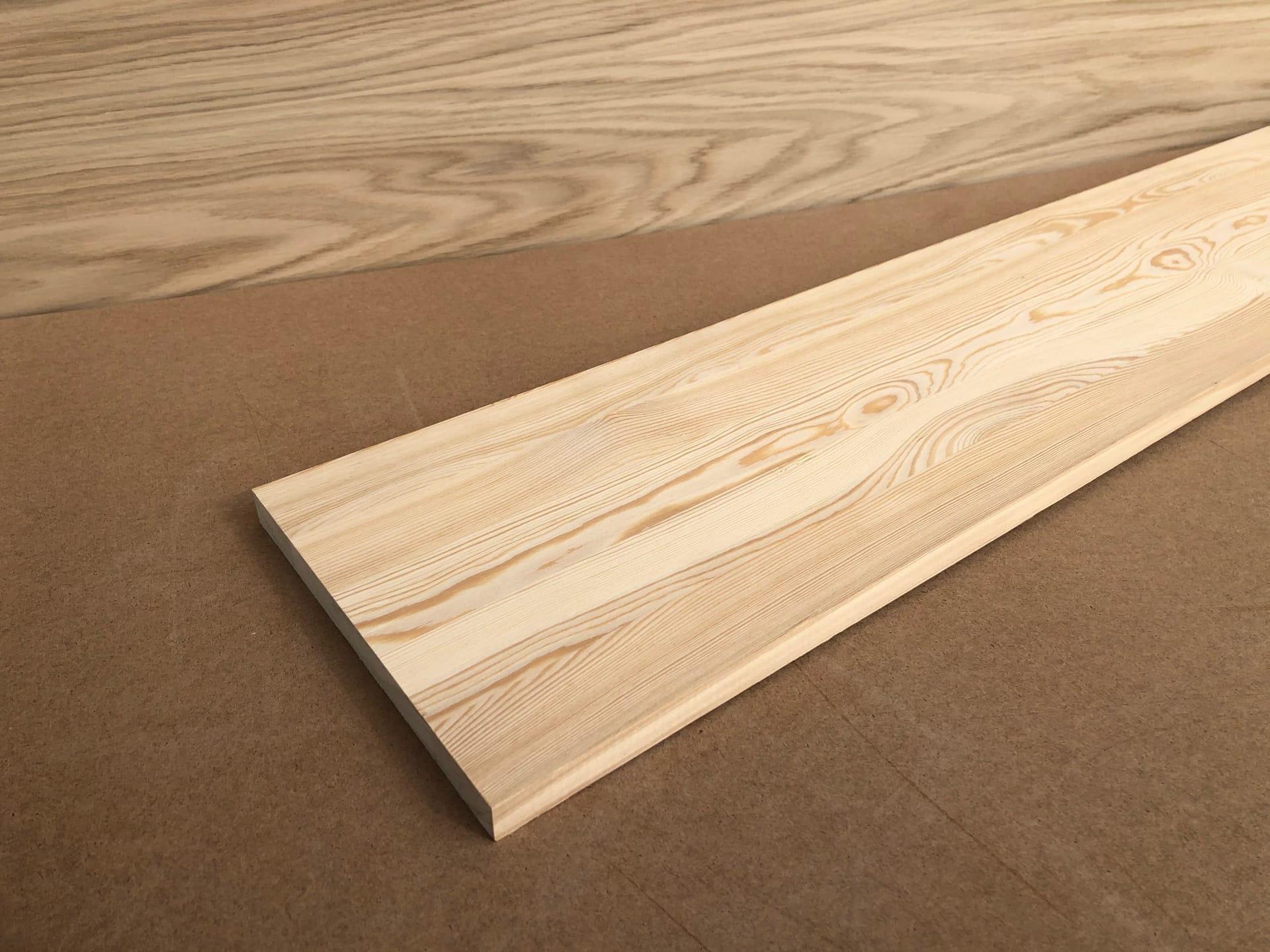 Прайс-лист на продукцию из лиственницы