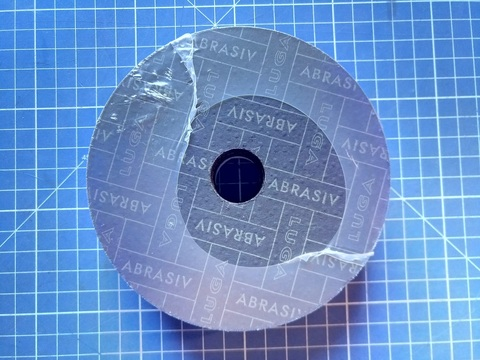 Круг отрезной по металлу 125х1,2х22 (Луга)
