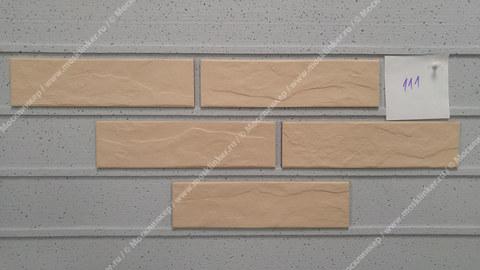 Cerrad Krem, rustico, 245x65x6.5 - Клинкерная плитка для фасада и внутренней отделки