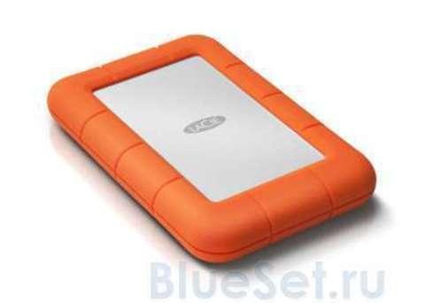 Мобильный жесткий диск Rugged USB 3.0 Thunderbolt 120Gb SSD