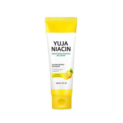 Some by mi  Yuja Niacin Brightening Moisture Gel Cream Осветляющий крем-гель с экстрактом юдзу