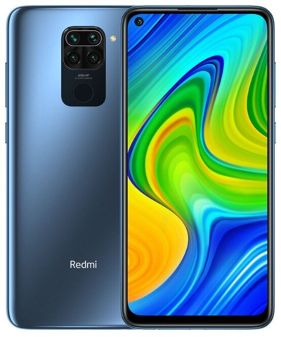 Смартфон Xiaomi Redmi Note 9 NFC 4/128GB Серый (Grey)