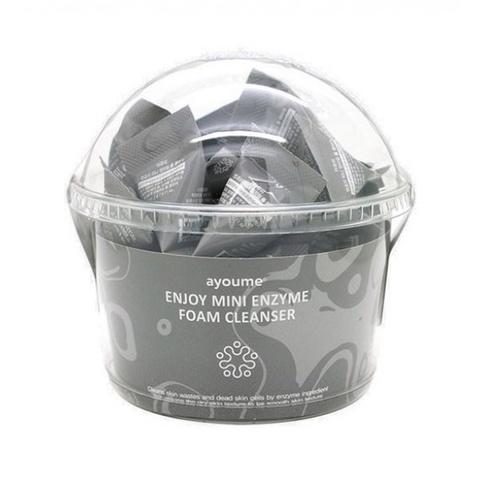 Энзимная пенка для умывания AYOUME Enjoy Mini Enzyme Foam Cleanser 1 шт - 3 гр