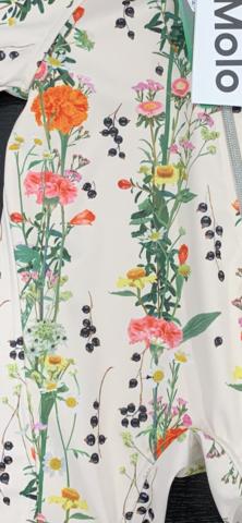 Molo Hill Vertical Spring комбинезон для девочки весна soft shell