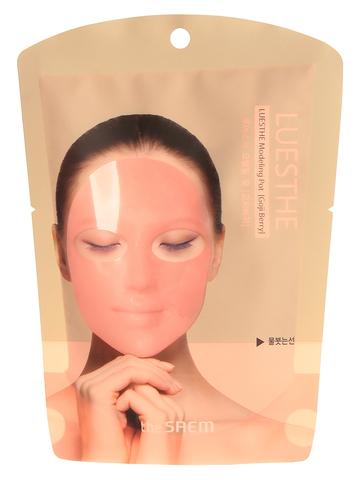СМ Маска для лица альгинатная Luesthe Modeling Pot [Goji Berry] 25гр