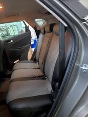 Чехлы на Hyundai Tucson 2015–2021 г.в.