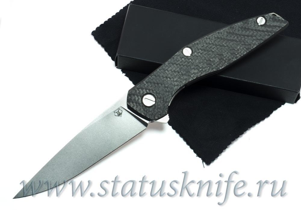 Нож Широгоров 111 М390 Карбон 3D