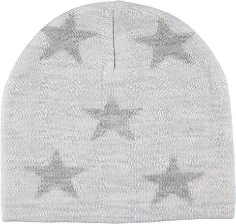 Шапка Molo Colder Grey Melange купить в интернет-магазине Мама Любит