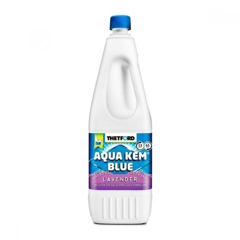 Жидкость для биотуалета Aqua Kem Blue Lavender (Аква Кем Блю Лаванда) 2л.