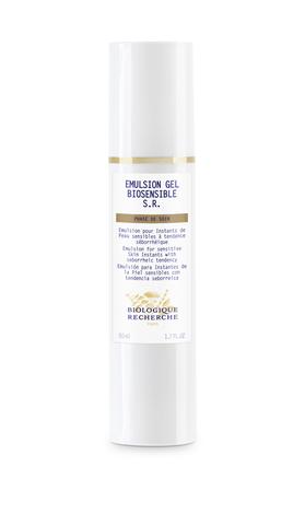Эмульсия для чувствительной кожи BIOLOGIQUE RECHERCHE Emulsion gel Biosensible S.R. 50 мл