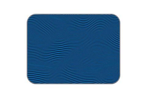 Плюшевый коврик 140х200 см (Aqua)