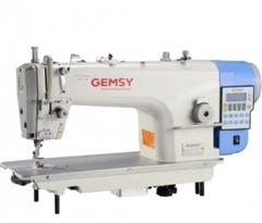 Фото: Прямострочная одноигольная машина с автоматикой Gemsy GEM 8957 CE4
