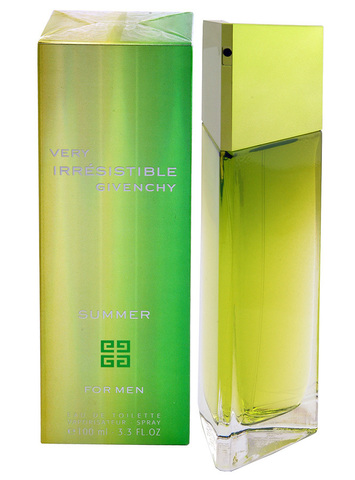 Very Irresistible Summer For Men Givenchy, 100ml, Edt