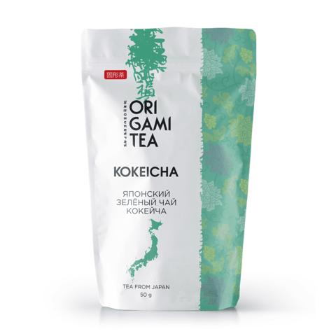 Японский чай Кокейча Origami tea, 50 гр