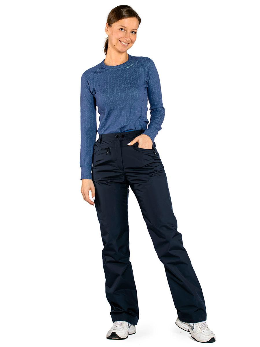 Maritta брюки Lenita цвет темно-синий