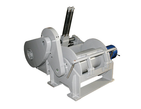 Электрическая лебедка с тяговым усилием 1 тс IDJ-10-3000-6