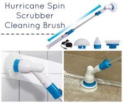 Spin Scrubber Hurricane - Беспроводная щетка для уборки
