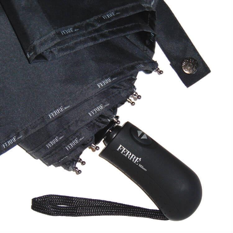 Зонт складной Ferre GF-LA3016 Jumbo Nero