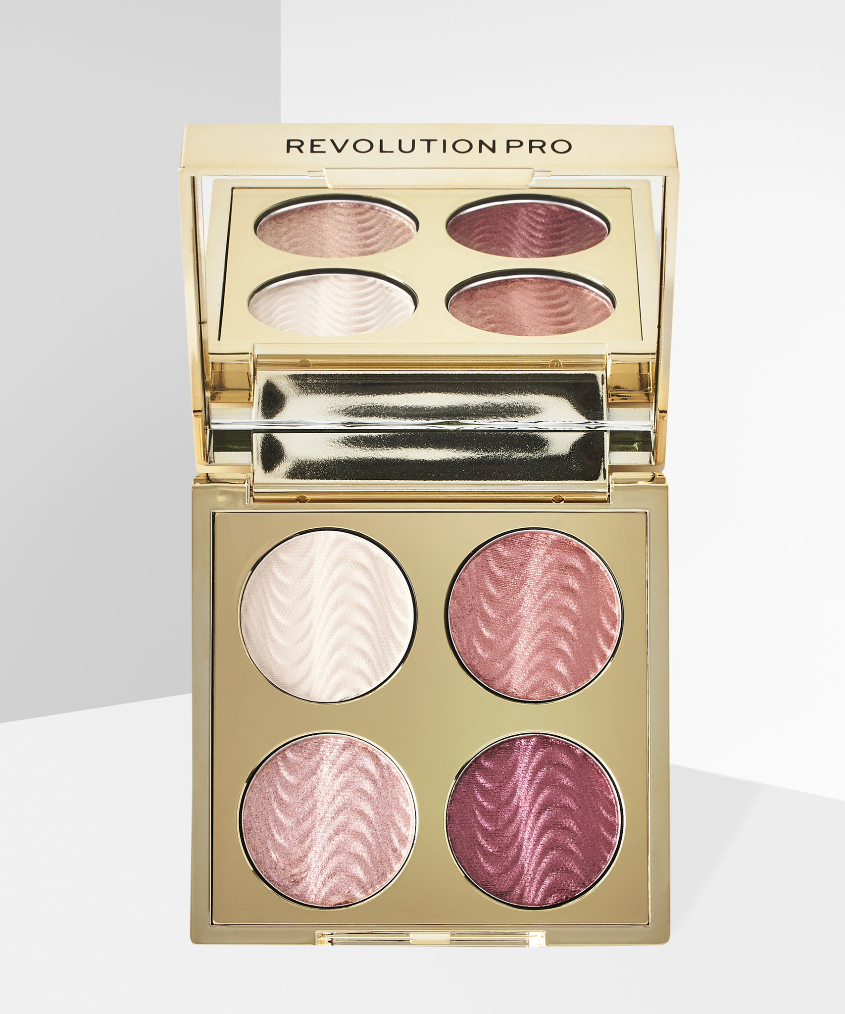 Revolution Pro Ultimate Eye Look Quartz Crush Palette