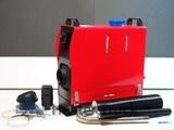 Автономный отопитель 12 вольт красный пульт B1