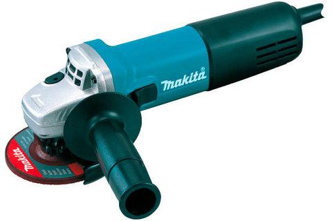 Угловая шлифовальная машина Makita 9556HN