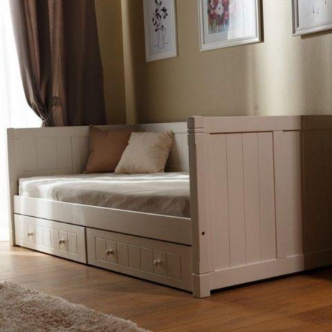 Тахта кровать с выдвижными ящиками Дания 3
