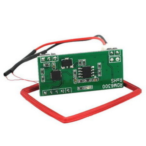 RFID-модуль 125кГц RDM6300