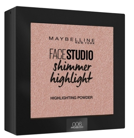 Maybelline Пудра-хайлайтер FaceStudio Setting Shimmer highight  №006 Prosecco