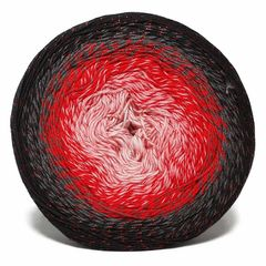 №3282 черный-серый-красный-розовый