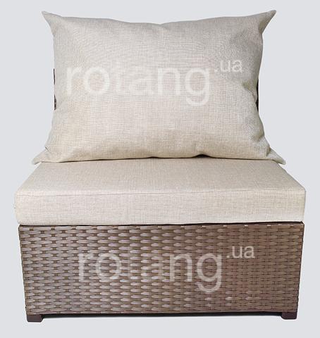 """Прямий елемент """"Ібіца-800"""" з подушками"""