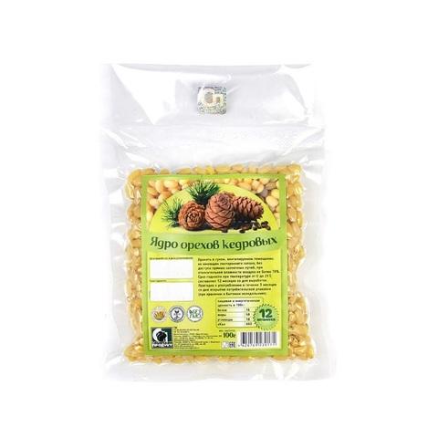 ЭкоДиво орех кедровый 100 гр